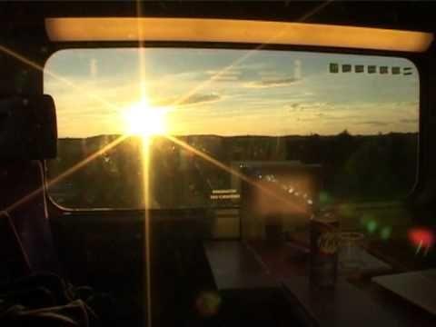 Travelling by Eurostar train to Avignon