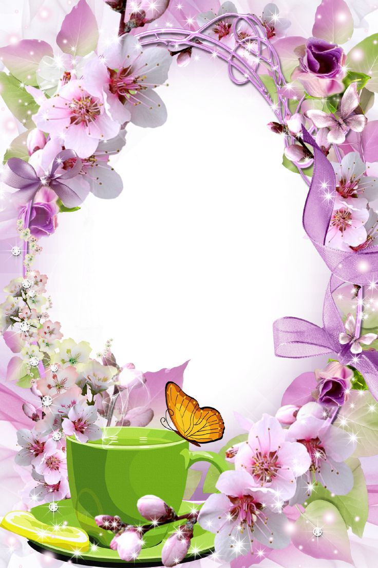 Frame For Photo Spring Drink Png 853 215 1280 Frames