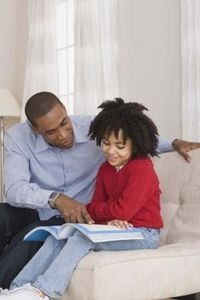 Tips on teaching your kids to read