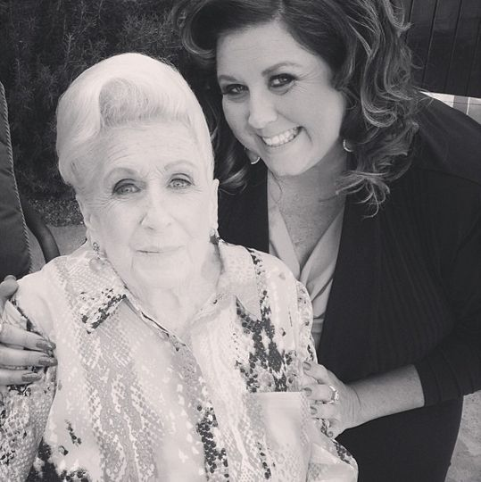 abby lee miller mother died February 8th R.I.P.