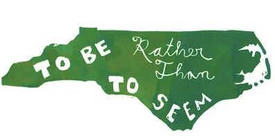 NC State Motto: Esse quam videri: Carolina Mottos, Nc States Mottos, States Nc, Fine States, Carolina Girls, Mottos T Shirts, Mottos Linocut, U.S. States, North Carolina