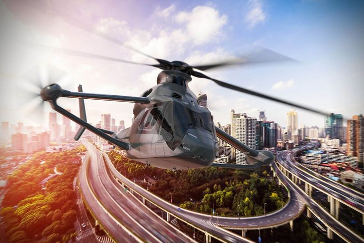 The future of Speed: Airbus Helicopters' Racer Concept