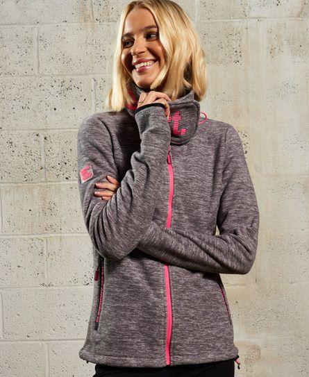 SUPERDRY Angebote Superdry Crossneck Fleecejacke: Category: Damen / Sport-Sweatshirts / Sportjacke Item number:…%#Quickberater%