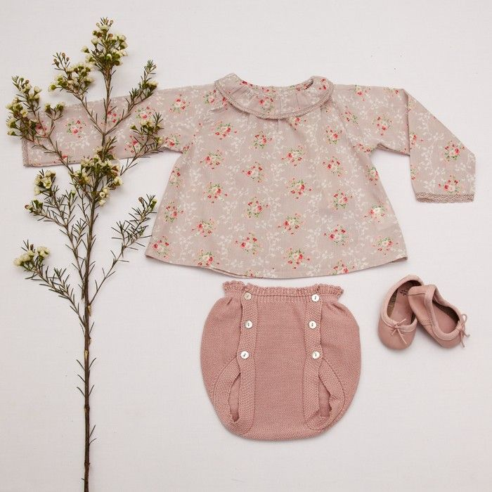 LOOK BABY GIRL - TUSCANY - SHOP BY LOOK - BABY