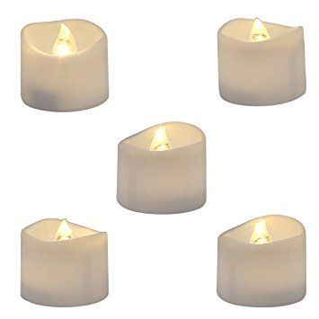 flickering flameless LED tea Light Candles realistic and bright  on sale now - ~ for SALE ~ #wedding #candelabra #centrepiece home #decor or #gift idea ~  www.candelabracenterpieces.info