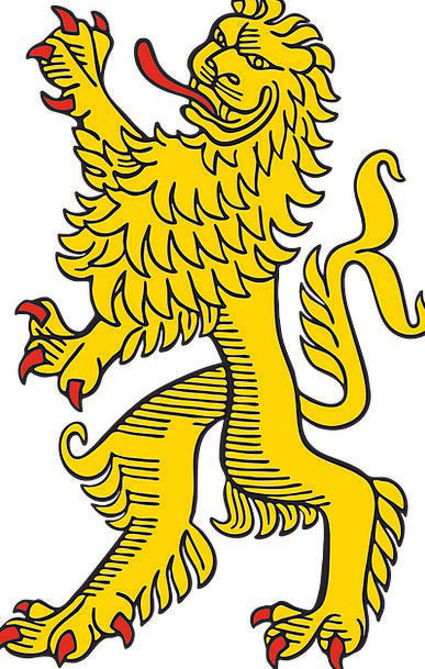 Lion-Emblem-Coat-Of-Arms-Free-Image-Yellow-Free-Il-7486.jpg (387×609)