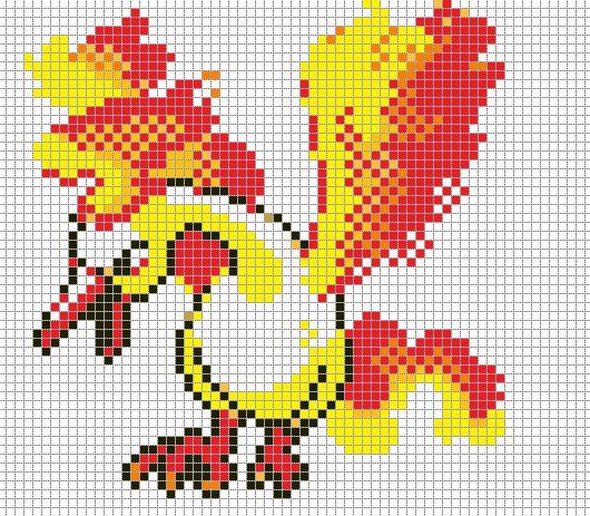 38 Best Images About Pixel Pokemon On Pinterest