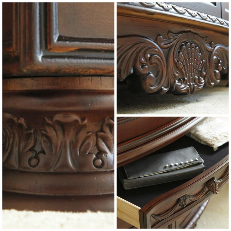 The Details On The North Shore Collection Never Seizes To Amaze Us Ashley Furniture Homestore