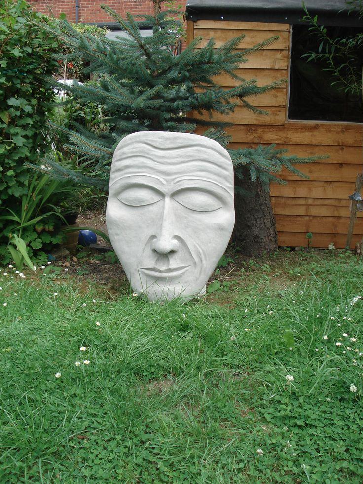 Face Sculptures For Sale