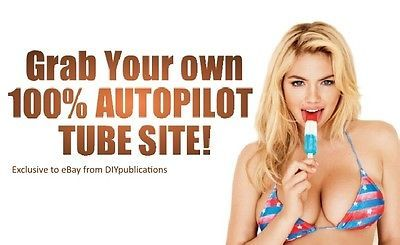 ADULTS TUBE SITES Grab your own completely autopilot adult or normal tube site