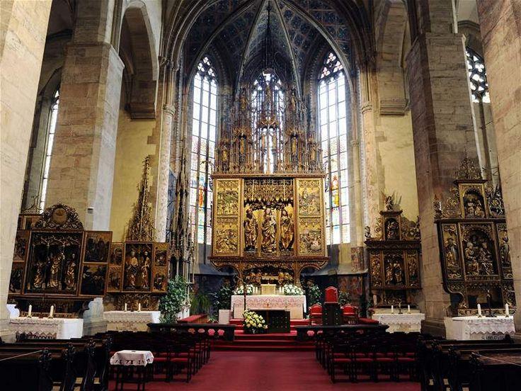 levoca church altar