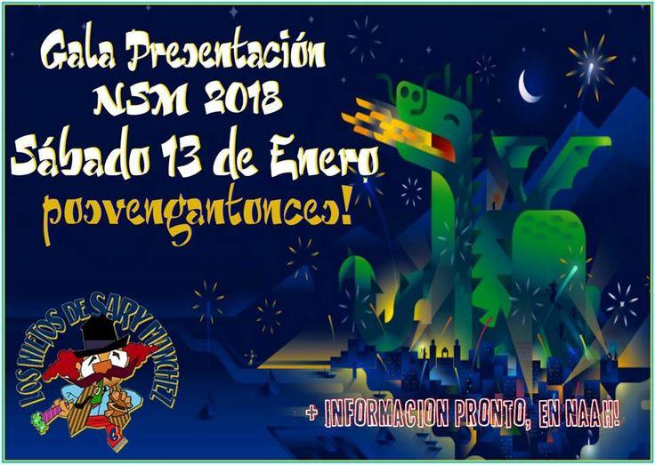 Grupo Mascarada Carnaval: Los Nietos de Sarymánchez ya tienen fecha para la ...