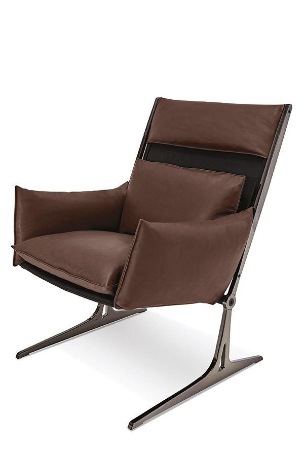 Der Ikonische Barracuda Sessel Modern Aber Mit Einem Epischen Und