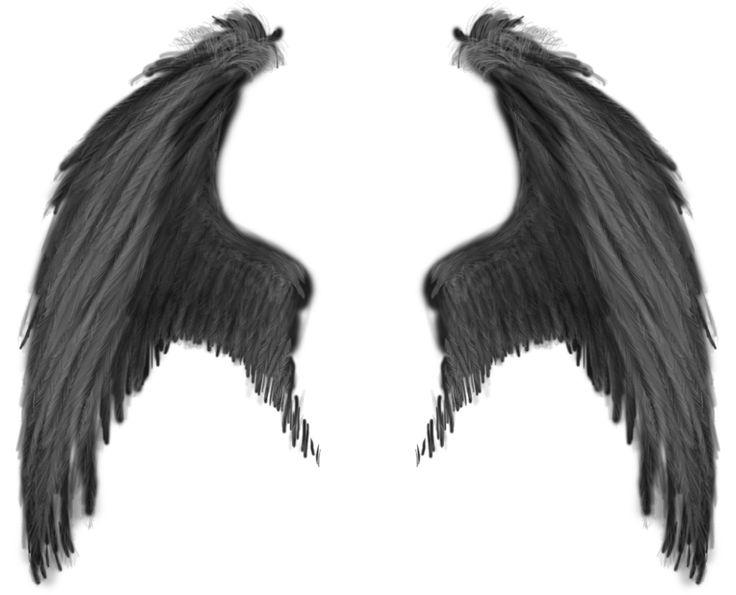 Татуировка на спине крылья ангела значение
