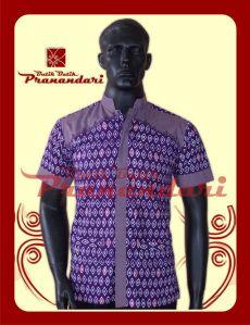 koko batik kombinasi