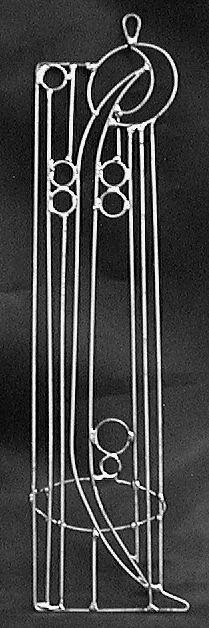 'Mackintosh' style design