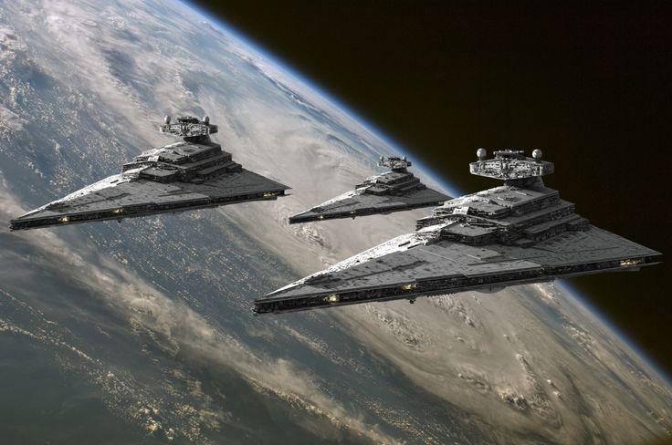 Star Wars, Star Destroyers, Aliens, Trump, humor, Modern Philosopher
