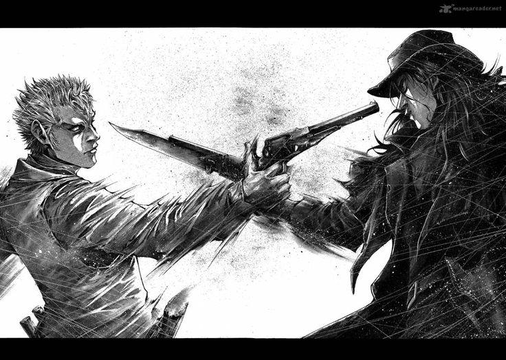 Crítica Green Blood, de Masasumi Kakizaki