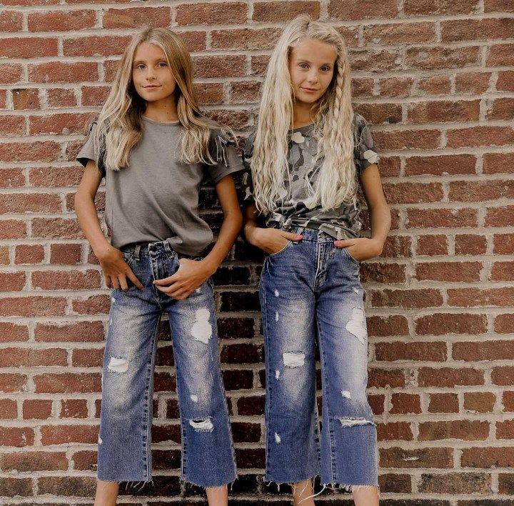 Denim Dreams – back to school fashion style tween teen girls