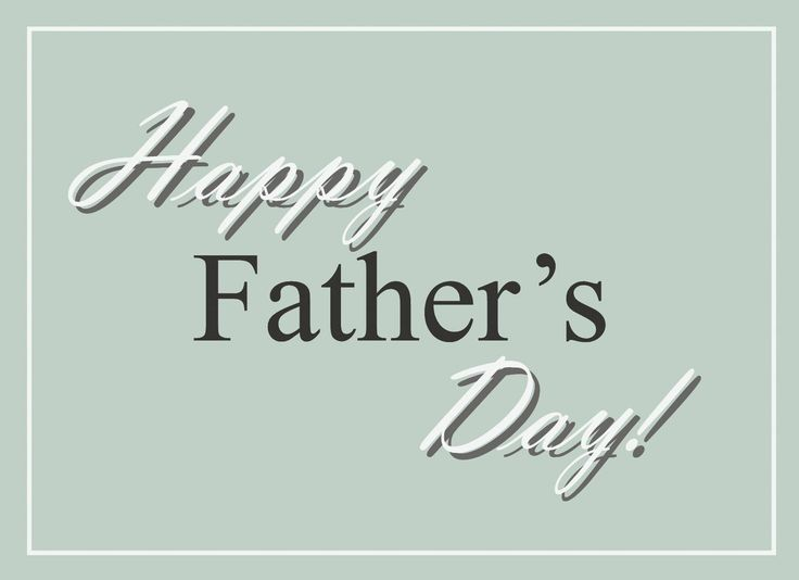 Happy Fathers Day Quotes...