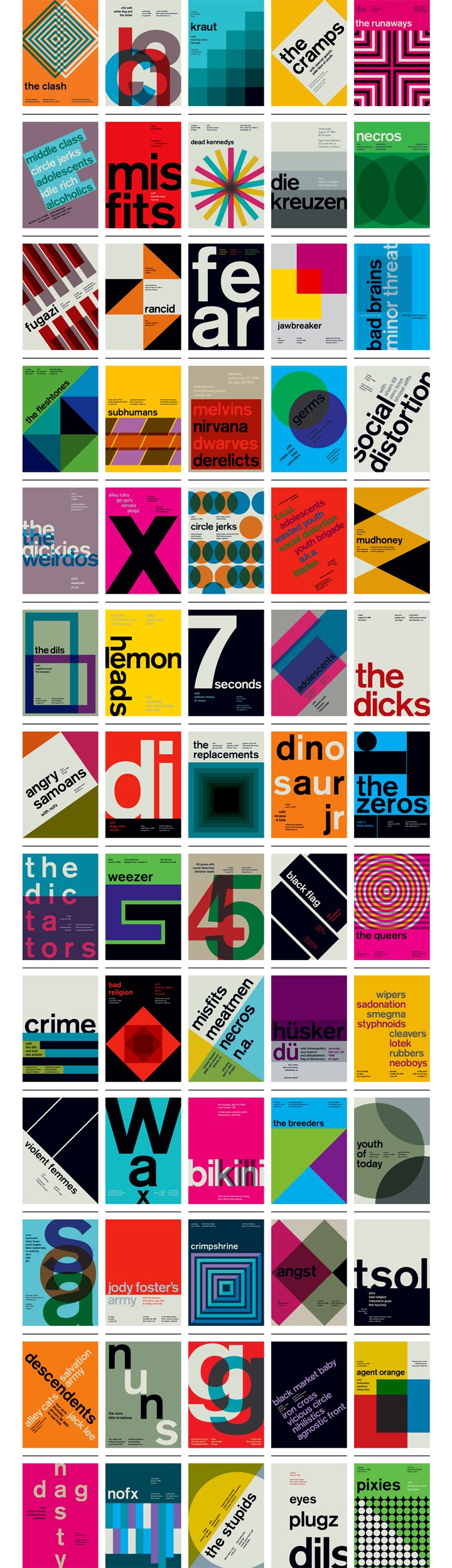 swissted is an ongoing project by graphic designer mike joyce, owner of…
