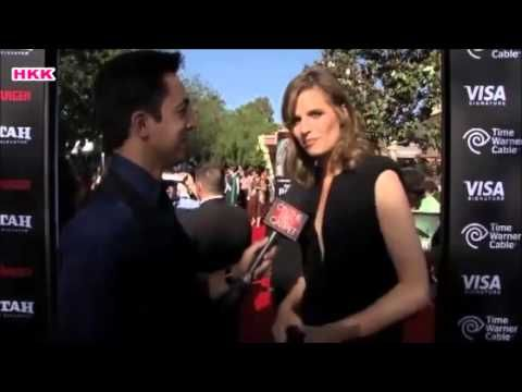 Stana Katic talks about season 6 -wants Kate to be pregnant
