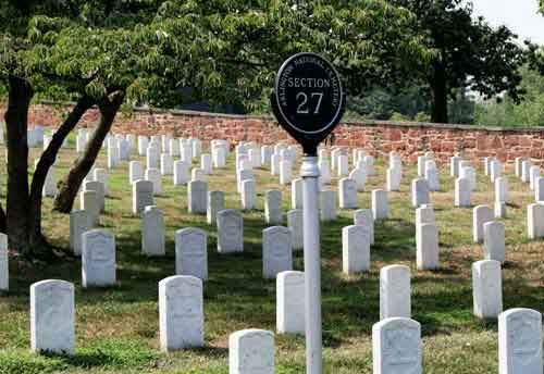 Arlington Cemetery - FREE admission. **Must-see: Changing of the guard at the top of the hour every hour. Rules to know: Do NOT talk, laugh, or make noise during the changing of the guard. Stand and show respect. It's a solemn experience.**