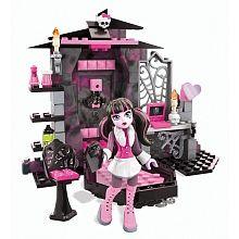 Mega Bloks Monster High La Chambre vampirique de Draculaura