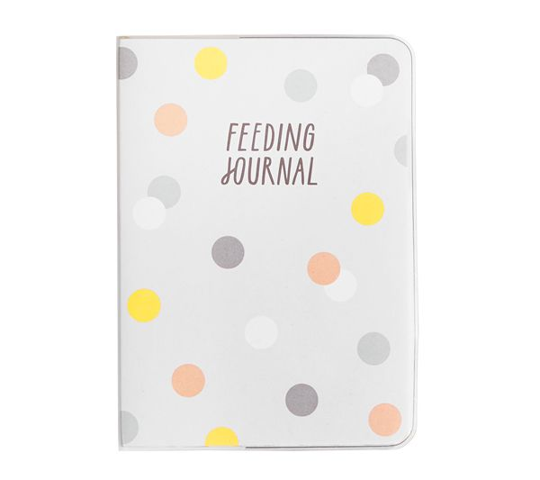 Who else loves this clever Feeding Journal for helping new parents set a routine? #baby #gifts #tools #food