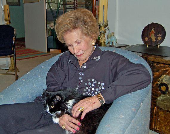 Barbara Branden, Biographer of Ayn Rand, Dies