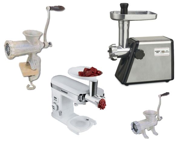 While it's possible to grind meat in a food processor, or even to chop it by hand, a dedicated meat grinder is your best option if you plan on grinding meat on a regular basis. Here's a basic guide on how to select, use, and maintain your grinder.