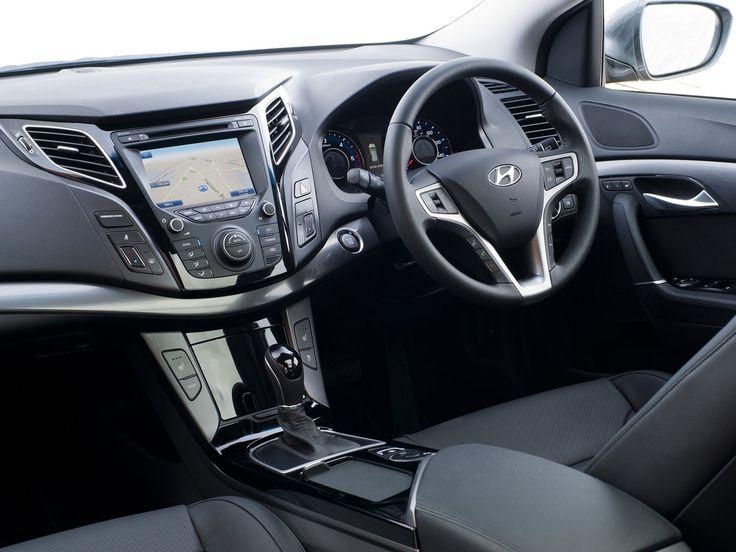 Hyundai I40 Interior References Car Interior