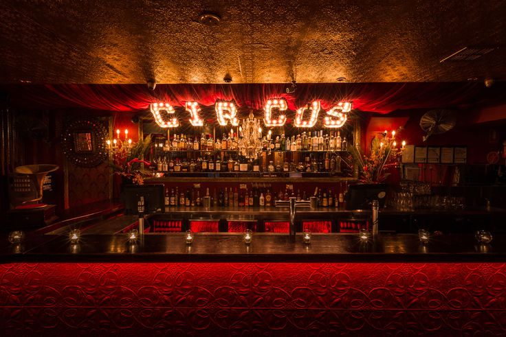 Circus Bar - Cnr Chapel St and Commercial Rd