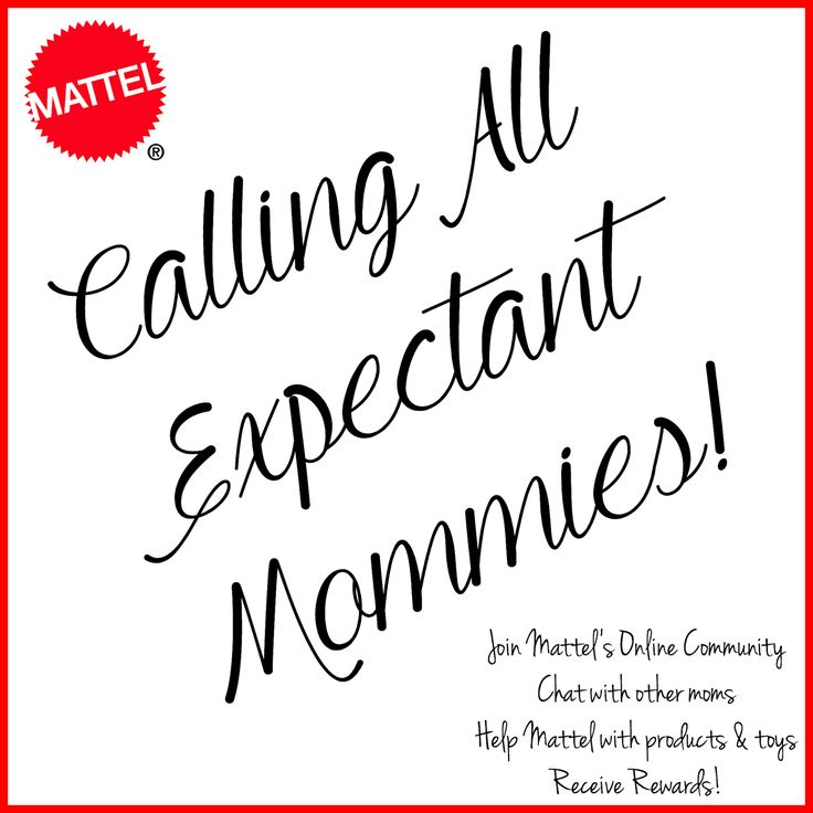 Calling All Expectant Mommies! Help Mattel, Get Rewarded! Help Mattel, Get Rewarded! Mattel is looking for expecting Moms to join their exclusive online community! Earn Amazon gift codes for sharing your unique journey and opinions. #sponsored