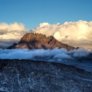 Tanzania, Monte Kilimanjaro   Fonte: Fons Rademakers