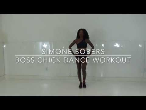 Boss Chick Dance Workout: T.W.O.D Twerk Workout of the Day #4