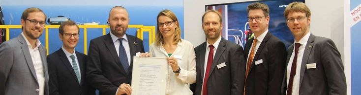 DNV GL certifies Germany's first accommodation platform for offshore wind farms
