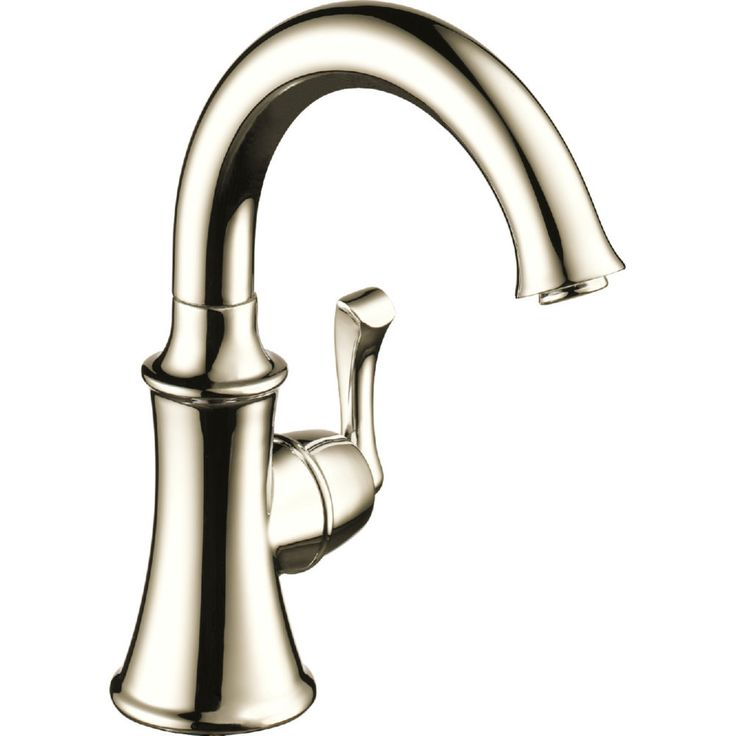 Delta Faucet 1914-PN-DST Traditional Polished Nickel  Cold Water Dispenser Kitchen Faucets |eFaucets.com