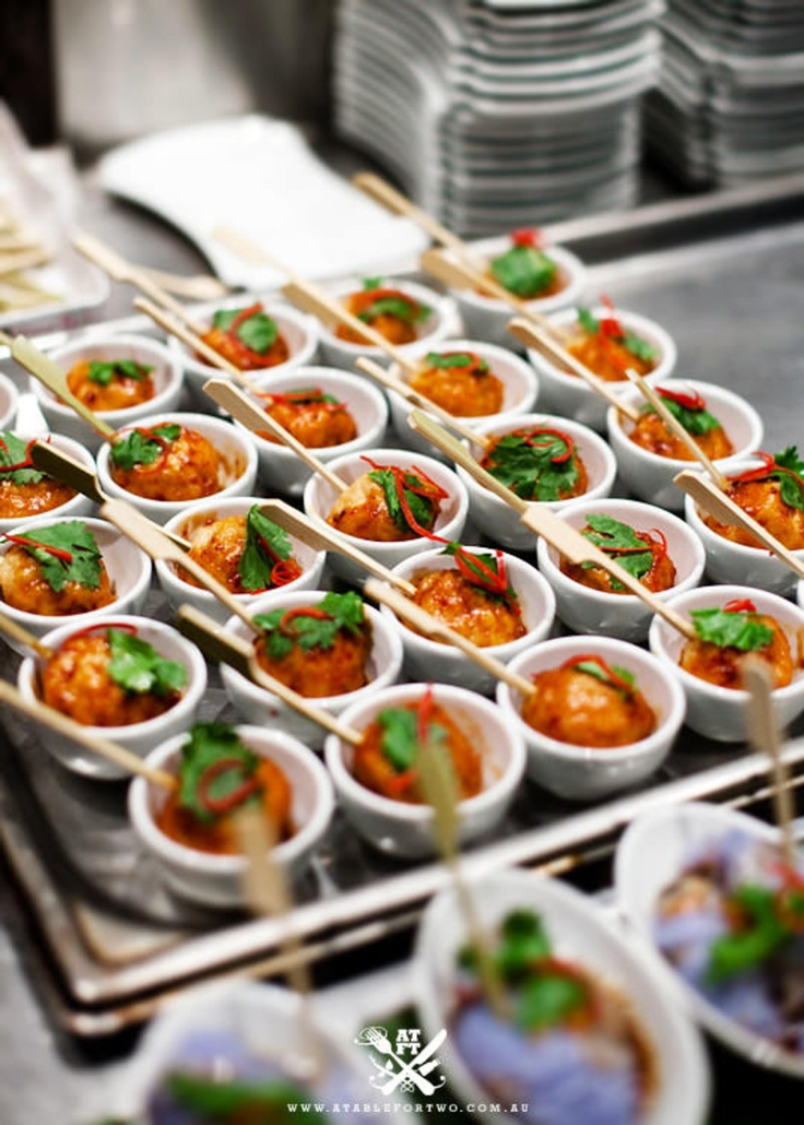 9 best images about thai wedding food on pinterest for Best canape book