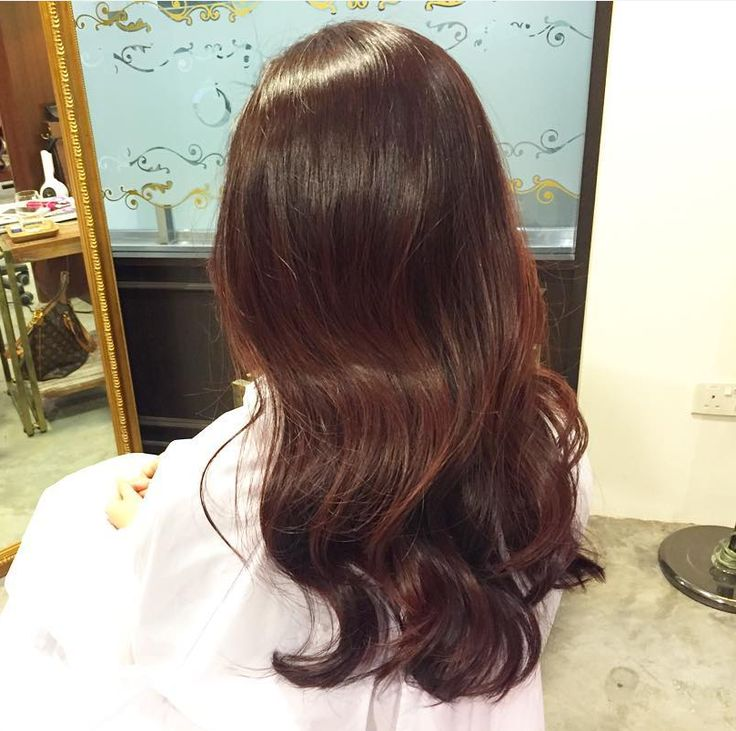 60 Magnificent Mahogany Hair Color Ideas — Brighten Your Hair Up!