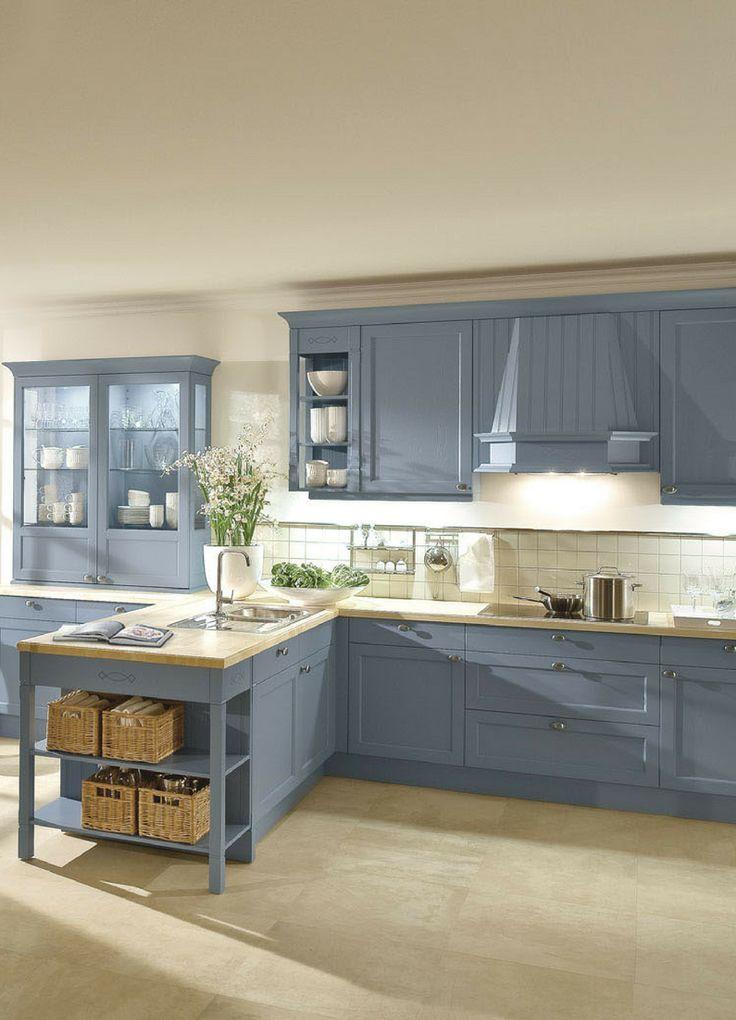 Landhausküchen Ideen Und Bilder Klassisch Modern Und