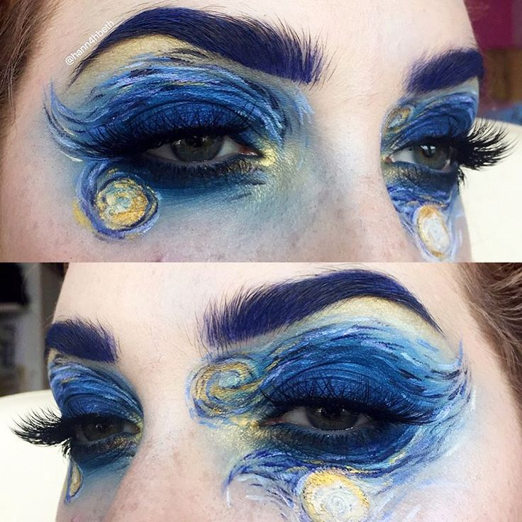 """Hannah on Instagram: """"'The Starry Night', Vincent van Gogh. 🌌  Repost o…"""