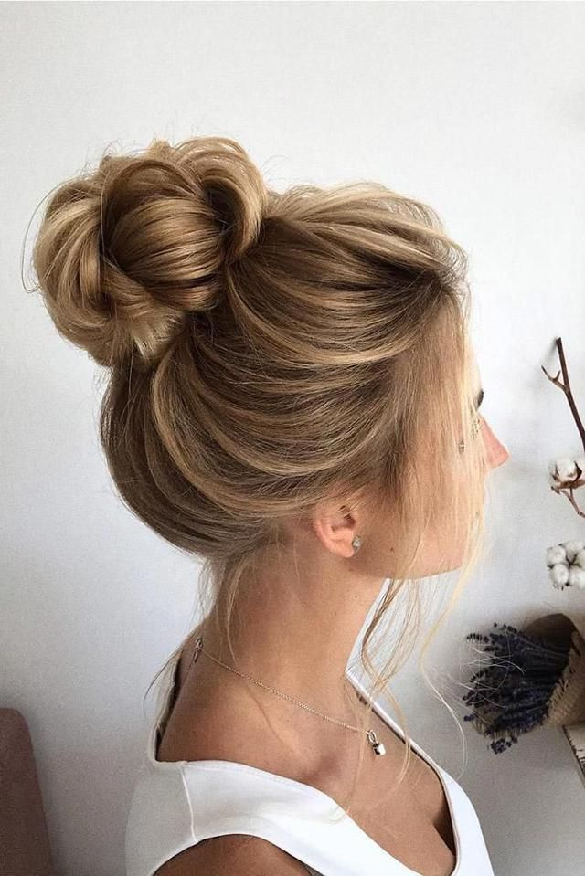 Updos For Medium Length Hair In 2020 Updos For Medium Length Hair Wedding Hairstyles For Medium Hair Cute Hairstyles For Medium Hair