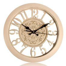 Высокое Качество Нового Для Творчески Европейский Ретро Гостиной Настенные Часы Немой Кварцевые Цифровые Часы Home Decor(China (Mainland))