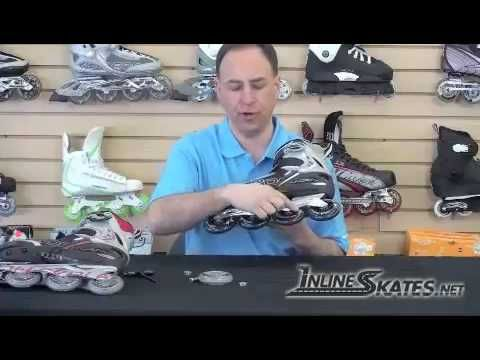 Maintaining and Caring for Inline Skates - YouTube