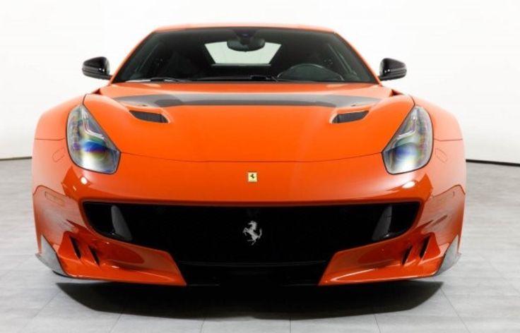 2016 Ferrari F12 TDF sold by Ferrari of Newport Beach. Asking price USD 1,4 mln. VIN ZFF81BFA0G0219337
