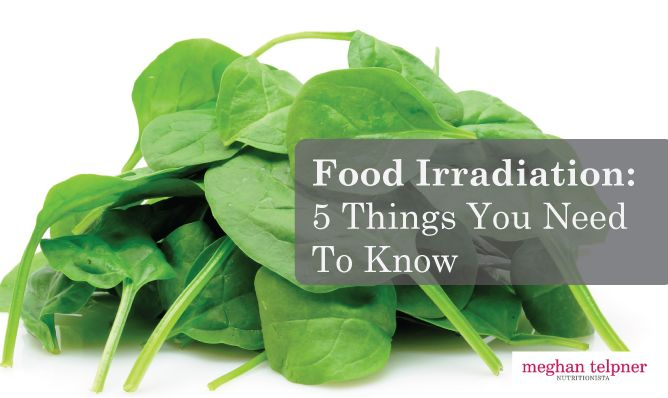 Food Irradiation: 5 Things You Need To Know
