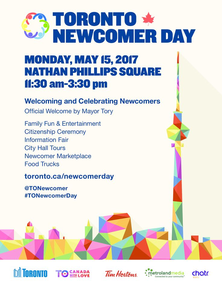 Join us for Monday, May 15 as we celebrate