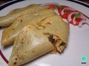 Receta de Quesadillas de sardina de lata #RecetasGratis #RecetasMexicanas #ComidaMexicana #CocinaMexicana #Quesadillas #Sardinas