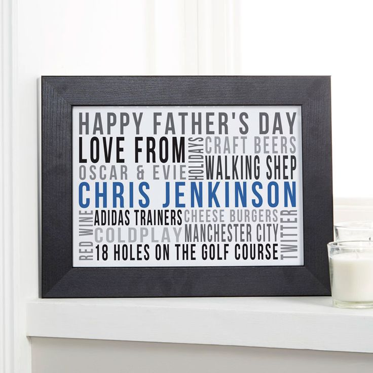 Personalised word art prints & canvases. See your design come to life as you type with instant previews. All orders shipped in just 2 working days with free UK delivery. From £14.99